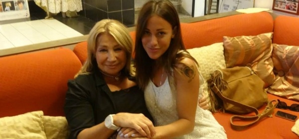 "Teresanna Pugliese, ""Ischia Forever"""