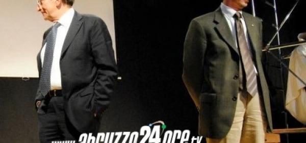 Massimo Cialente e Giorgio De Matteis