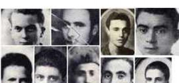 I nove martiri aquilani