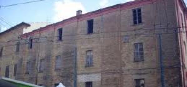 La ex caserma Pierantoni