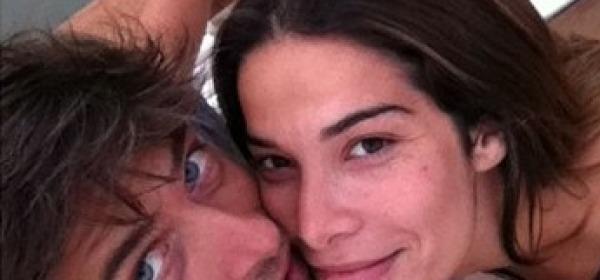 Kim Rossi Stuart e Ilaria Spada