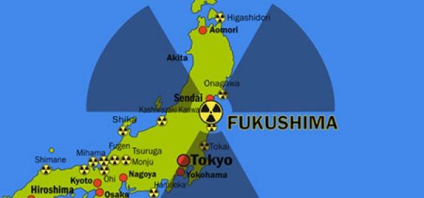 radioattività Fukushima
