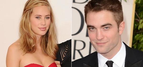 Robert Pattinson e Dylan Penn