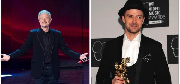 Amedeo Minghi - Justin Timberlake