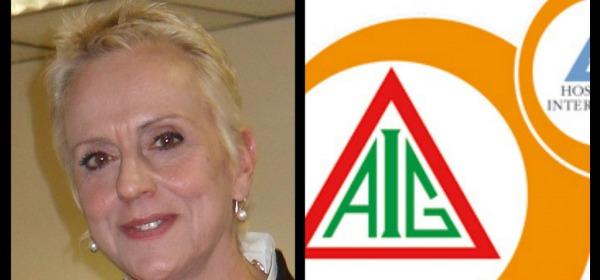 Anita Baldi, presidente nazionale dell'A.I.G.