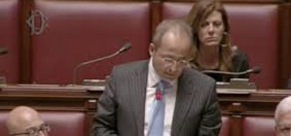 L'onorevole Giulio Cesare Sottanelli