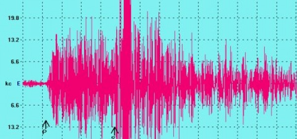 scossa sismica