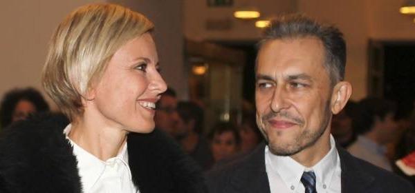 Antonella Elia con Fabiano Petricone