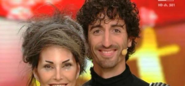 Anna Oxa e Samuel Peron