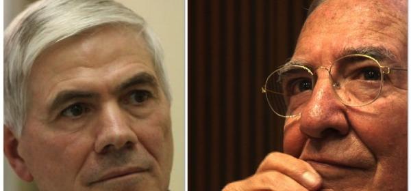 Amedeo Esposito e Vincenzo D'Ercole