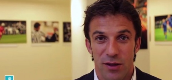 Alex Del Piero - AIRC