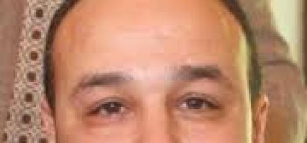 Il consigliere straniero Gamal Bouchaib