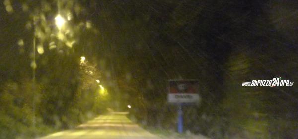 nevicata - Michele Raho