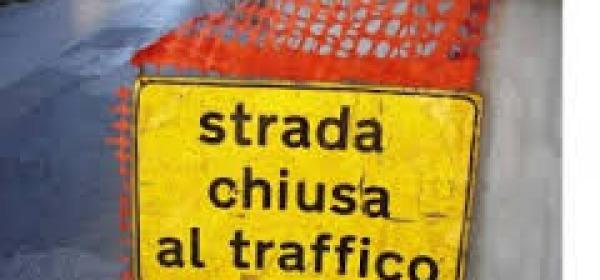 chiusura traffico