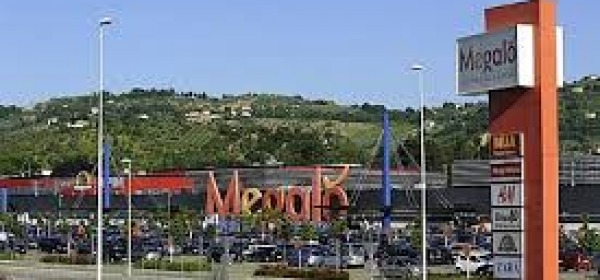 Centro commerciale Megalò