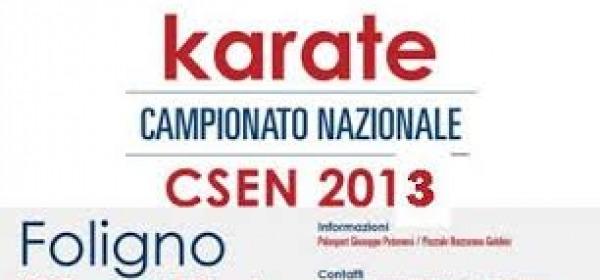 Karate campionati Foligno