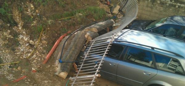 Dannegiamento alluvione