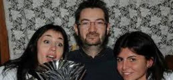 Alessandro Zulli (al centro, foto tratta da Facebook)