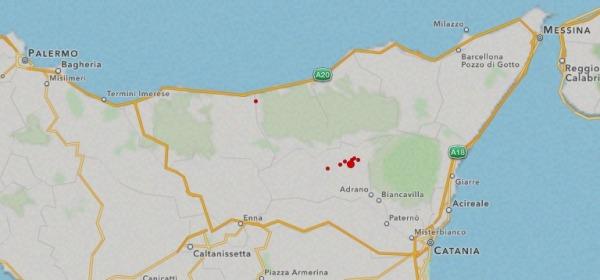 Terremoto Ragusa
