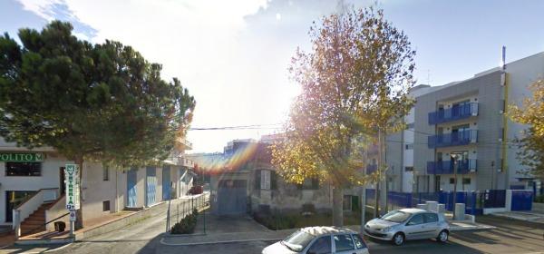 via Vespucci, Pescara