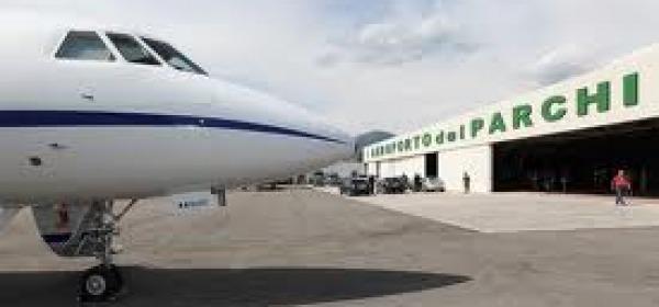 Aeroporto di Preturo