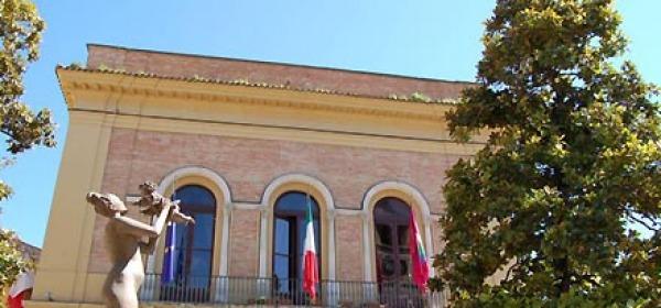 Il Municipio di Teramo