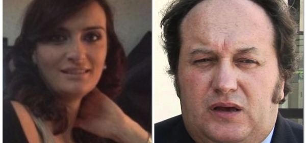 Lucia Zingariello e Luigi De Fanis