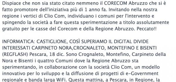 post di Filippo Lucci