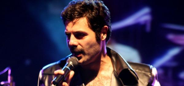 Diego Regina, frontman dei Regina Queen