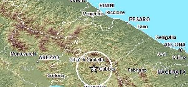 Sisma Gubbio (Pg)