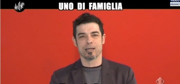 "Alessandro Gassman a ""Le Iene"""