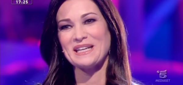 """Manuela Arcuri a """"Domenica Live"""""""