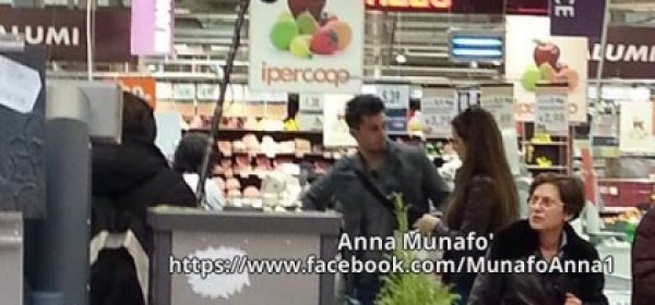 Anna Munafò e Emanuele Trimarchi
