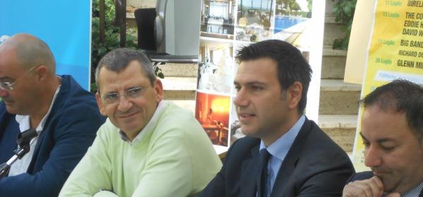 Luigi Albore Mascia e Guerino Testa