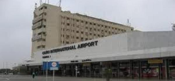 L'aeroporto del Cairo