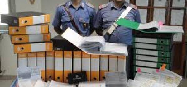 Carabinieri-attività investigativa