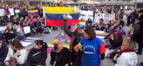 S.O.S. Venezuela