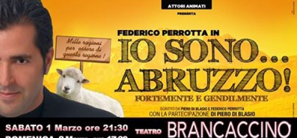 Locandina Io sono Abruzzo