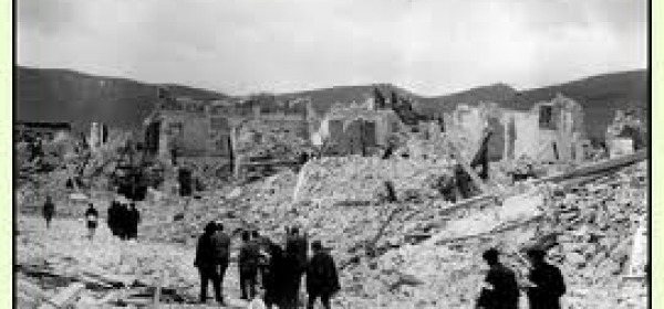 Terremoto Avezzano