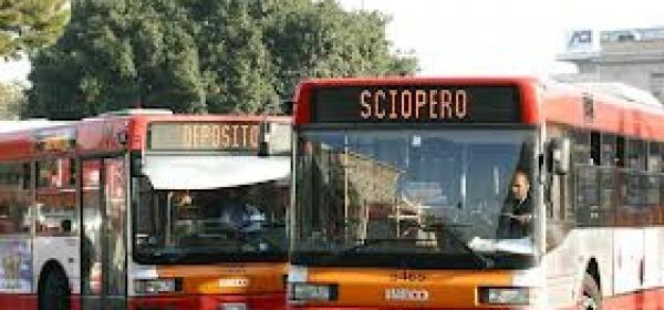 sciopero trasporti pubblici