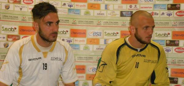 Marco Guidone e Piero Robertiello