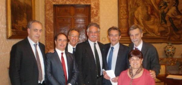 incontro Roma Delrio per legge delega