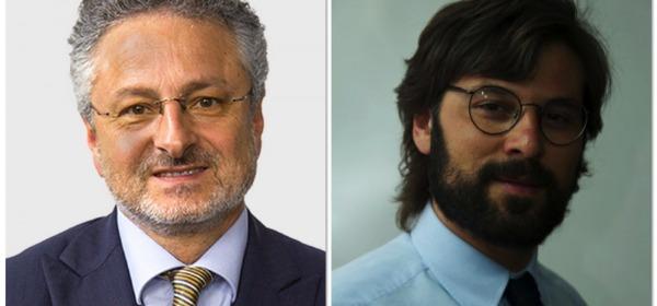 Alfredo Moroni e Pierpaolo Pietrucci