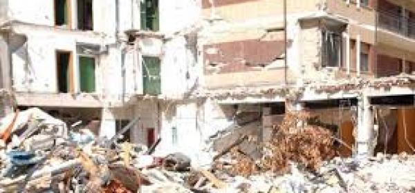 Crollo casa dello studente-terremoto 6 aprile 2009