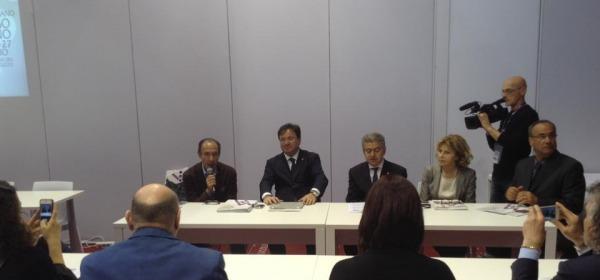 conferenza stampa borgo divino