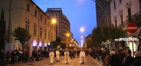 Processione Venerdì Santo Pescara