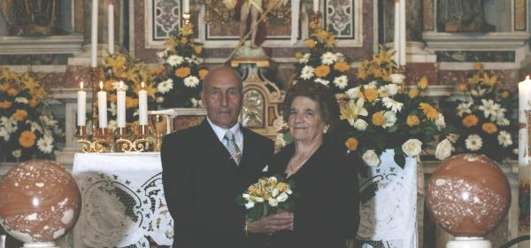 Giuseppe Cirilli e Francesca Palumbo