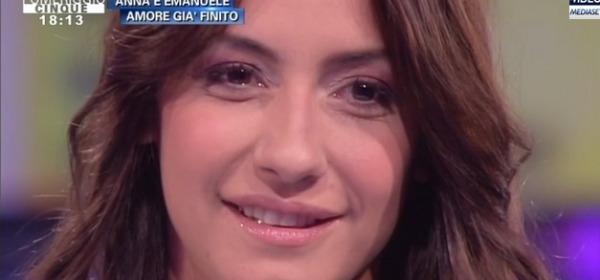 Anna Munafò ed Emanuele Trimarchi a Pomeriggio Cinque