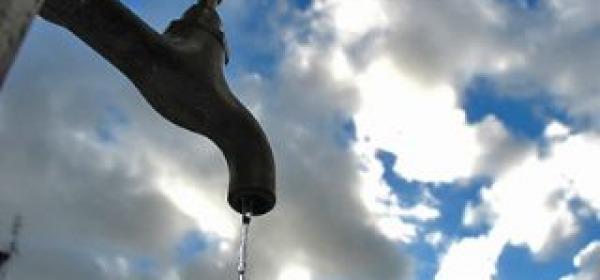 interruzione acqua nel teramno