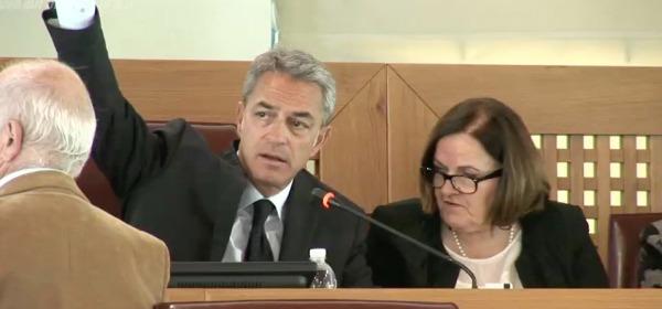 Nazario Pagano, Forza Italia